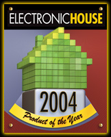 2004 Electronic House Product of the Year