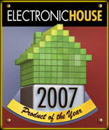 Electronic House Product of the Year 2007